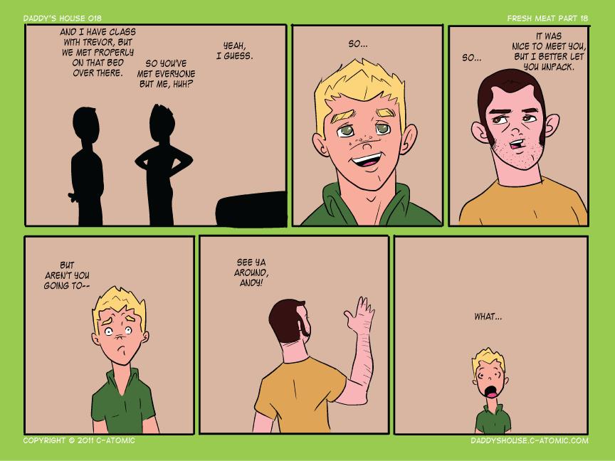 018 – Fresh Meat part 18