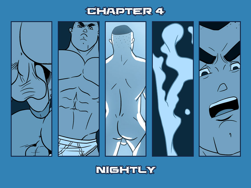 Chapter 4 – Nightly – Cover