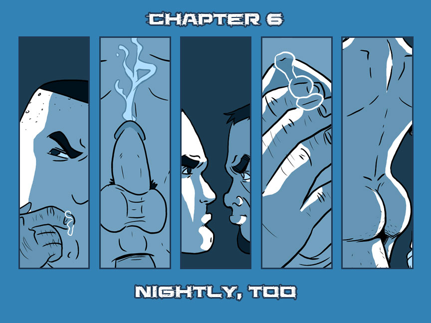 Chapter 6 – Nightly, Too – Cover
