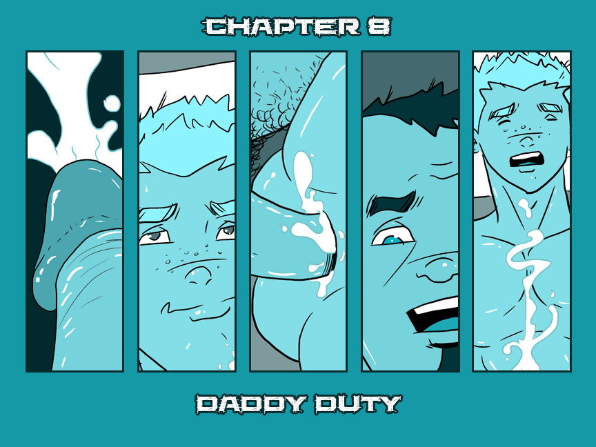 Chapter 8 – Daddy Duty – Cover