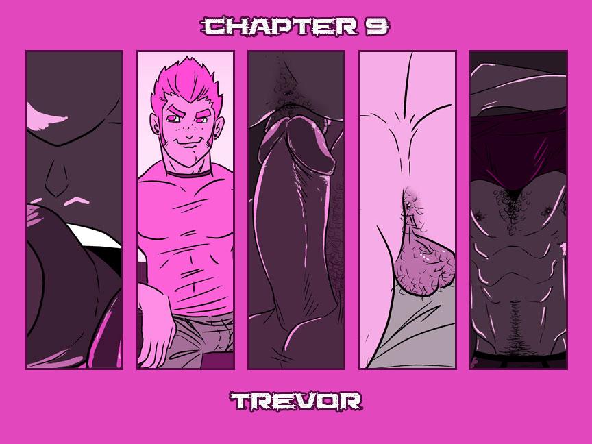 Chapter 9 – Trevor – Cover