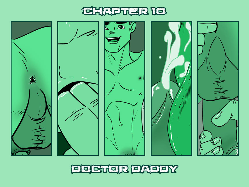 Chapter 10 – Doctor Daddy – Cover