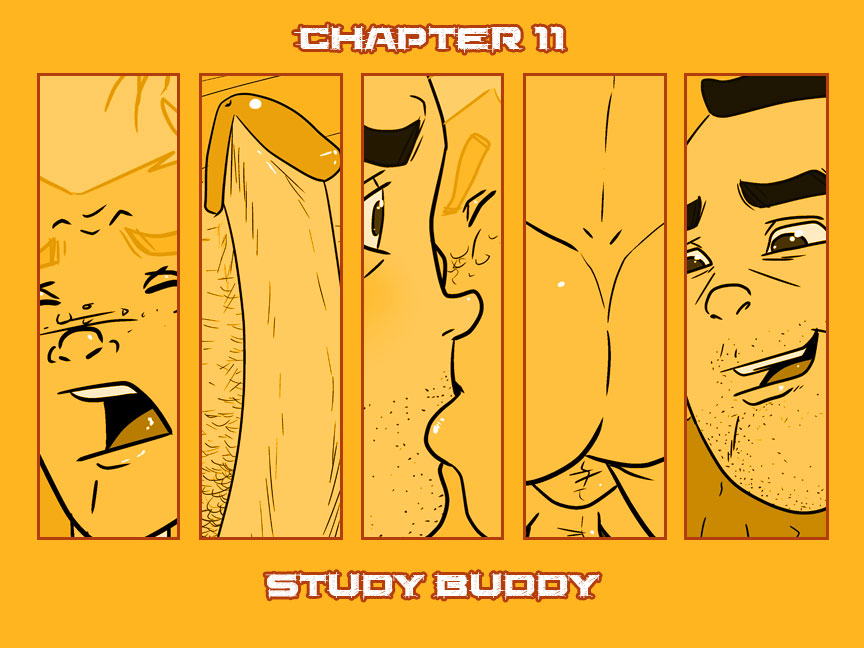 Chapter 11 – Study Buddy – Cover