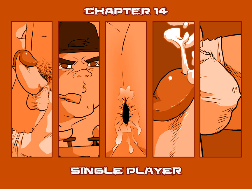 Chapter 14 – Single Player – Cover