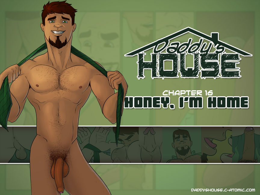 Chapter 16 – Honey, I'm Home – Cover
