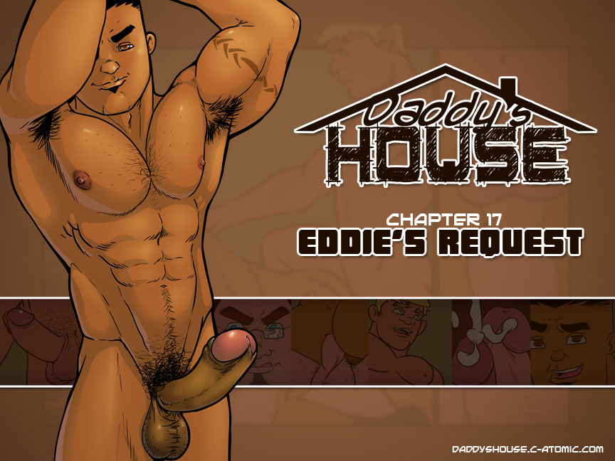 Chapter 17 – Eddie's Request – Cover