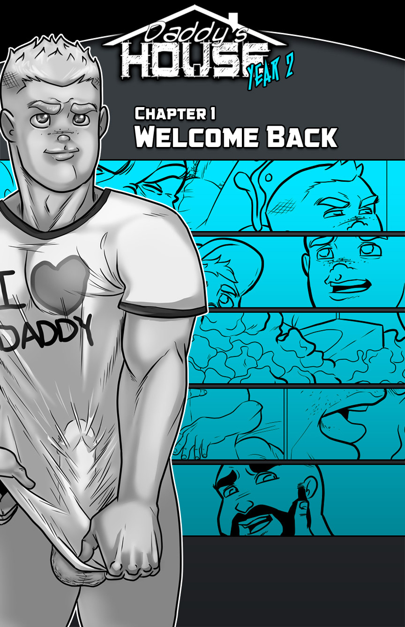 Yr. 2, Ch. 1 – Welcome Back – Cover