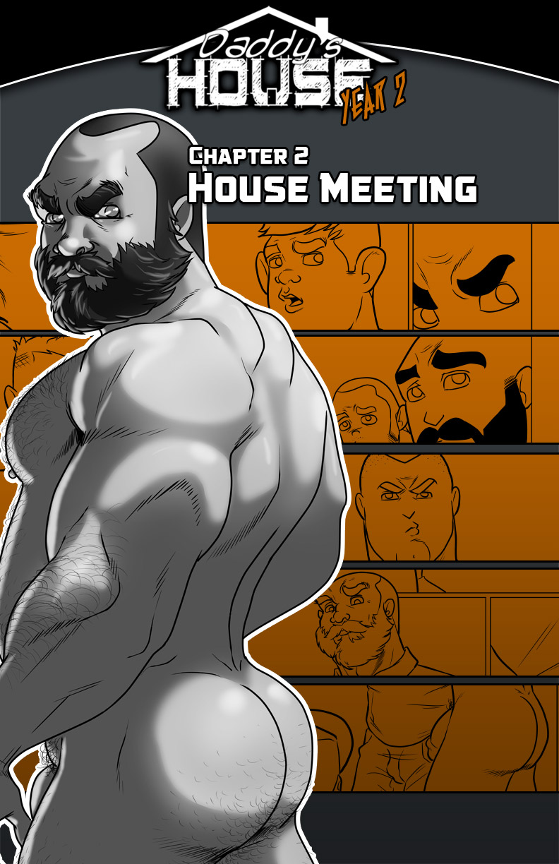 Yr. 2, Ch. 2 – House Meeting – Cover