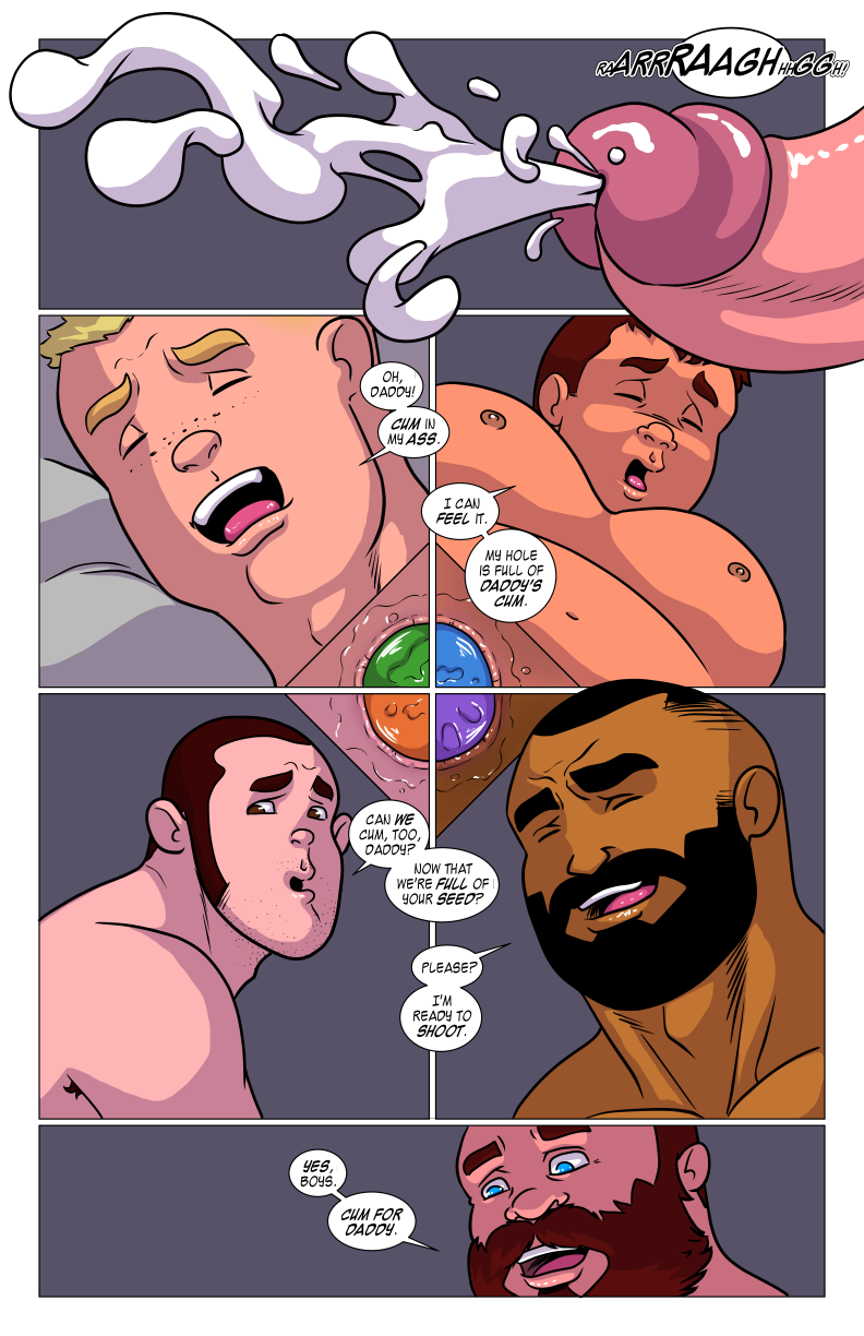 Yr. 2, Ch. 4 – The Reward – page 9